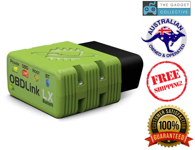 ScanTool 427201 OBDLink LX Bluetooth: Professional OBD-II Scan Tool for Android