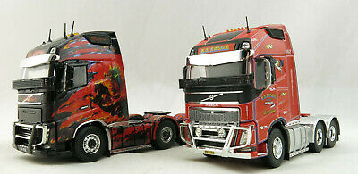 Drake ZT09039 Kenworth K200 with Drake 2x8 & 3x8 Swingwing Trailer NTS Toll 1:50