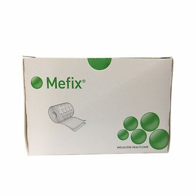 Mefix Dressing Tape for Wound Dressing and Catheters 10m - Various Sizes