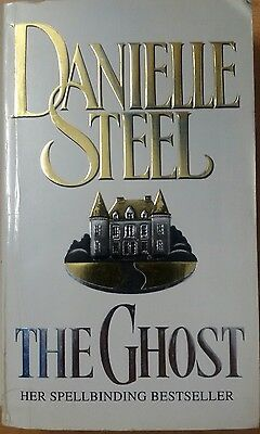"Danielle Steel ""The Ghost""/ book 1998/ used"