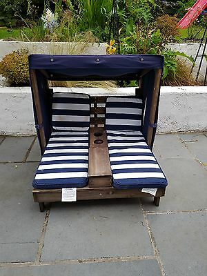 Kidcraft double chaise