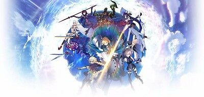 [JP] Fate Grand Order FGO 930 quartz + 46 tickets Starter Account