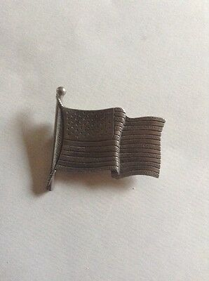 Longaberger Flag Pin