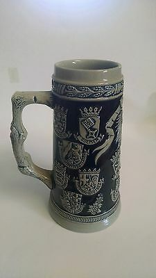 Authentic German stein. Made in Germany.