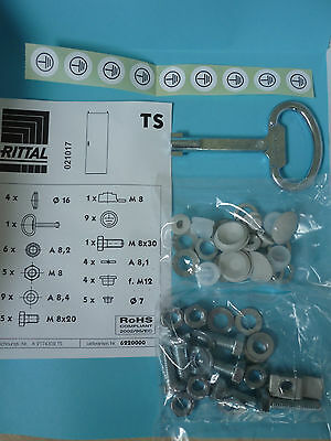 Rittal Accessory bag TS8 021017 Electrical cabinet key Nr 5 2531.000