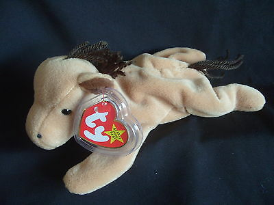 593a50a081b Nwt Ty Beanie Baby Derby - The Horse - No Star Wool Mane