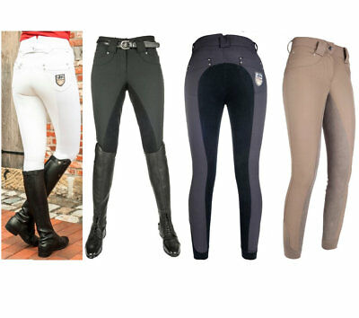 BREECHES-MRS BLINK-COLOUR-by HKM (8505) RRP $169.95                          ...