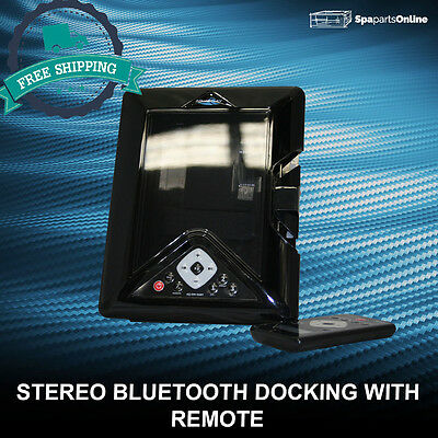 Stereo Bluetooth Docking with Remote for Spa