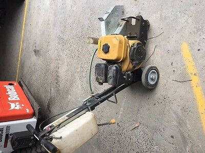 Demo Saw 4 Stroke