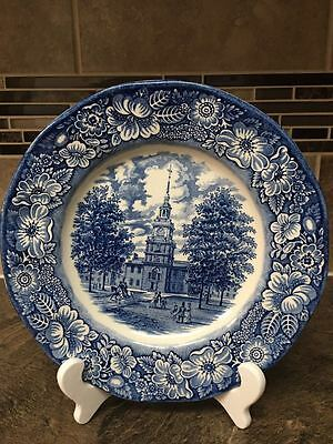 Liberty Blue Dinnerware-England