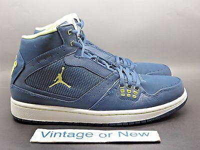 Sz Nike Yellow 2013 Jordan Air Flight Blue 1 Navy 9 kXuZiOwTP