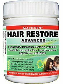 NEW Hair Restore Advanced (60 capsules)