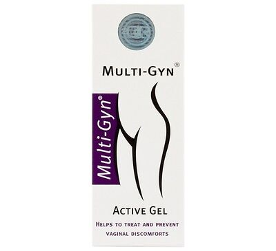 NEW Multi-Gyn Active Gel 50mL