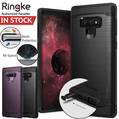 Galaxy Note 8 Case Genuine RINGKE Onyx Flexible shock proof Cover For Samsung