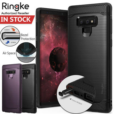 Galaxy Note 9 8 Case Genuine RINGKE Onyx Flexible shock proof Cover For Samsung