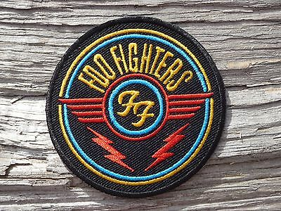 M037 ECUSSON PATCH aufnaher toppa FOO FIGHTERS métal musique music musica musiks