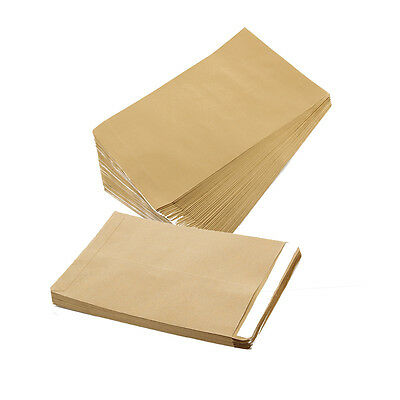 10/25/50 A4 Or A5 Envelopes Manilla Brown Uk