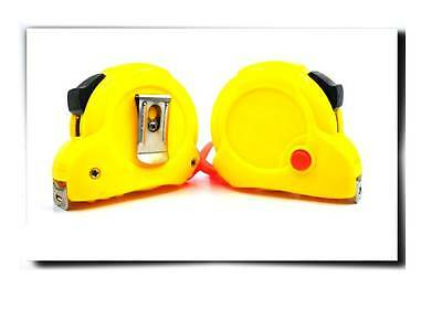 3m/10ft , 5m/16ft Pocket Tape Measure with GRIPLOCK  ** New**