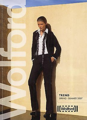 Wolford Trend 2007, Wolford Annual Report 2001