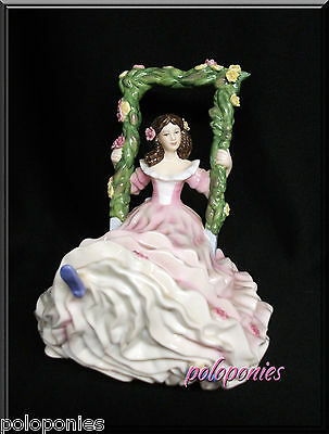 ROYAL DOULTON Blossomtime Figurine HN5096 - Petite Ladies