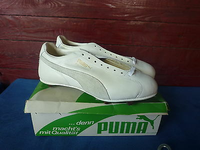 Vintage PUMA FIRST DOWN Boots Football Soccer Cleats YUGOSLAVIA