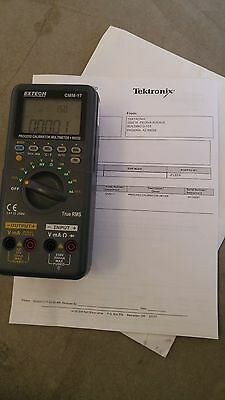 Process Calibrator Multimeter, EXTECH  CMM-17 similar, FLUKE-787