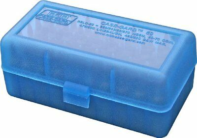 MTM 50 Round Flip-Top Rifle Ammo Box 270 Win 280 Rem 30-06