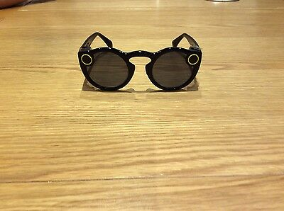 Genuine Snapchat Spectacles (Black)