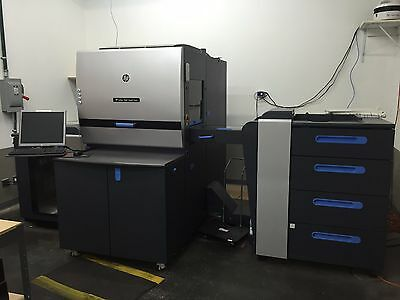 HP INDIGO DIGITAL Press Binary Ink Developer (Bid) 7000