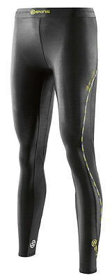 Skins DNAmic Women's Long Tights - Black