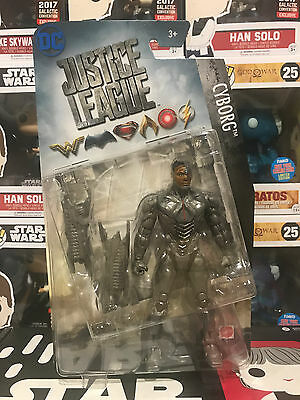 """ Dc Comics Justice League"" Cyborg Figure New Item!!!"
