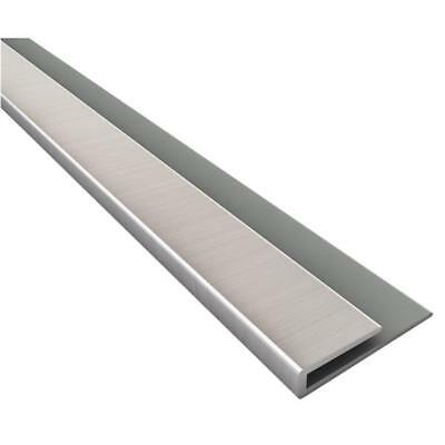 ACP (Acoustic Ceiling Products) Br Nickel Edge J Trim 923-29 Pack of 5