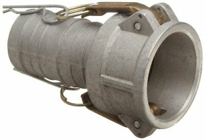 Dixon G400-C-AL Aluminum A380 Global Type C Cam and Groove Hose Fitting, 4""
