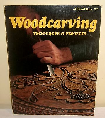 Wood Carving Restoration Folk Art Techniques Projects How To Instruction Book