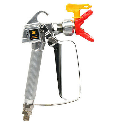 Airless Paint Spray Gun 3600 PSI w/Tip&Tip Guard For Graco TItan Wagner Sprayers