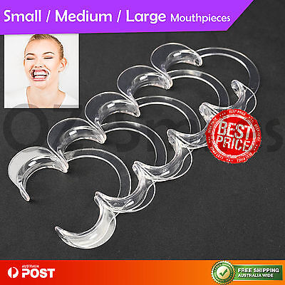 Replacement Mouthpieces Cheek Retractor for Speak Out Game & Watch Mouth Guard