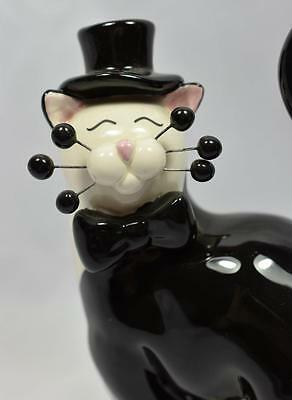 WhimsiClay Cat - Colourful and Playful #86090