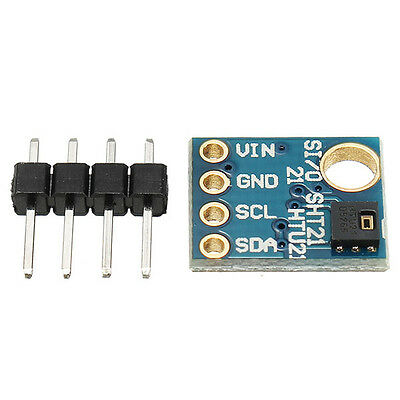 GY-21 HTU21D Humidity Sensor With I2C Interface For Arduino Industrial High Prec