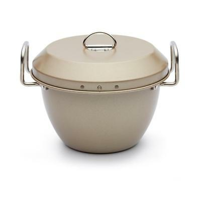 Kitchen Craft Paul Hollywood Non-Stick 1 Litre Pudding Steamer