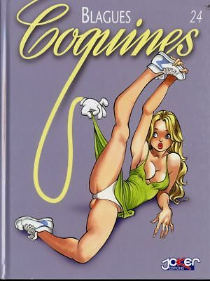 BD adultes Blagues Coquines Blagues Coquines, Tome 24