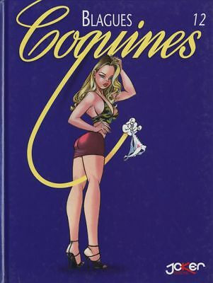 BD adultes Blagues Coquines Blagues Coquines, Tome 12