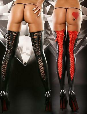 Womens Tights Sexy Pantyhose Stockings Women s Black Red Lace Seductive Lingerie