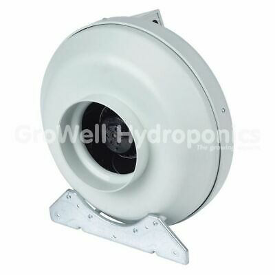"""125MM (5"""") SYSTEMAIR RVK125 A1 INLINE / EXTRACTOR / EXTRACTION FAN - 220m3/H"""