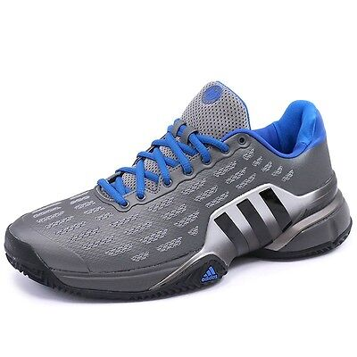 Chaussures Barricade 2016 Day Gris Tennis Homme Adidas
