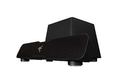 Razer Leviathan Soundbar with Subwoofer black - NIP, Dealer