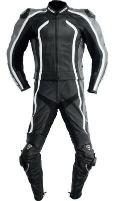 REDUCED IXS Revolution Men's Motorcycle Leather Suit Two Piece