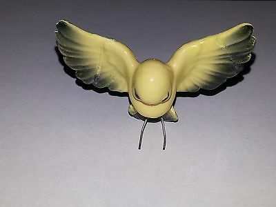 Hagen Renaker TWEETIE BIRD PAPA--YELLOW (tlc)----miniature ceramic figurine