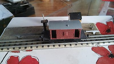Jouef Brake Van - Brown B951708