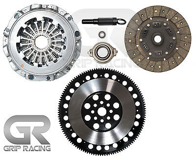 GRIP STAGE 2 CLUTCH & 12LBS FLYWHEEL KIT For 2002-2005 WRX 2.0L TURBO 5SPD EJ205