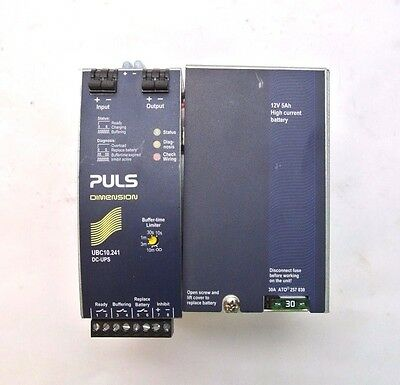 Puls Dimension UBC10.241 Power Supply